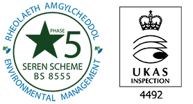 Seren Scheme and UKAS Logo